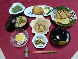 堀さん料理食べる.JPG