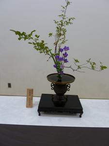 木谷さん花展.JPG